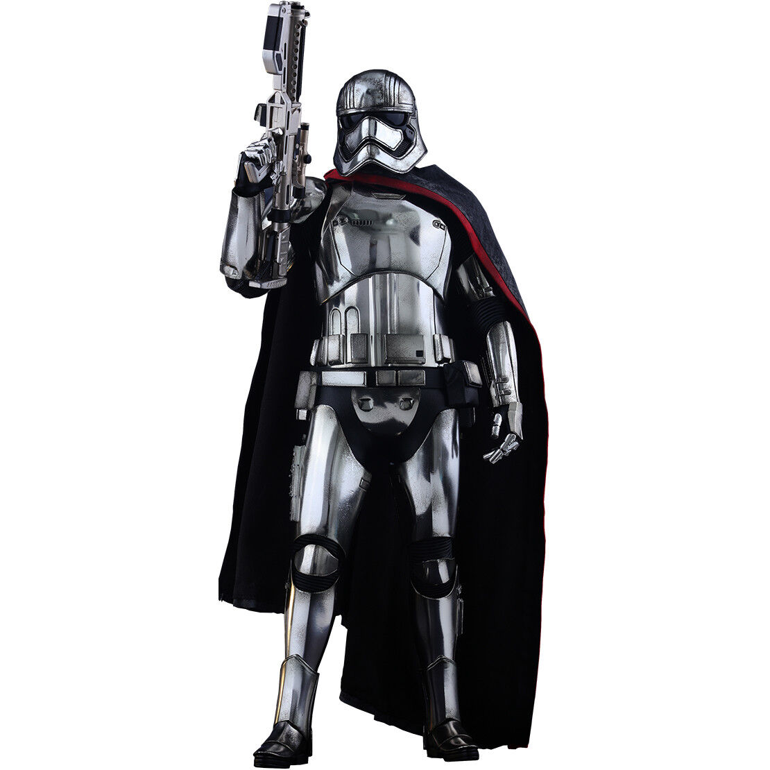 Star Wars Episode VII  The Force Awakens - Captain Phasma 1 6th Scale Hot Toys A