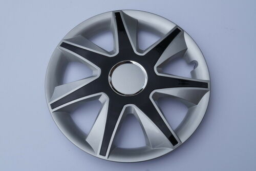 """GALAXY FREE GIFT #A SET OF 4 16/"""" WHEEL TRIMS TO FIT FORD FOCUS"""