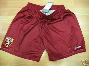 0441 Torino Tg. L Pantaloncini Pantaloncino Gara Amaranto Match Shorts Short éConomisez 50-70%