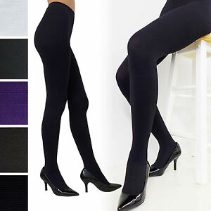 NEW Ladies/Women Angelina Thermal Tights with Super Warm Brushed Interior 009