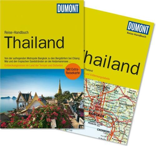 1 von 1 - Thailand Bangkog 2014 + Karte Dumont Reise-Handbuch Loose Phuket Krabi Ko Phi