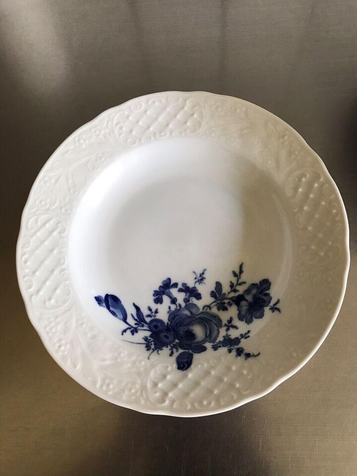 Porcelæn, 12 dybe tallerkener , Bavaria