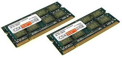 2x 2gb 4gb Ram Toshiba Satellite Pro A200 A210 Speicher Ddr2 Pc2-5300 667mhz Dinge FüR Die Menschen Bequem Machen