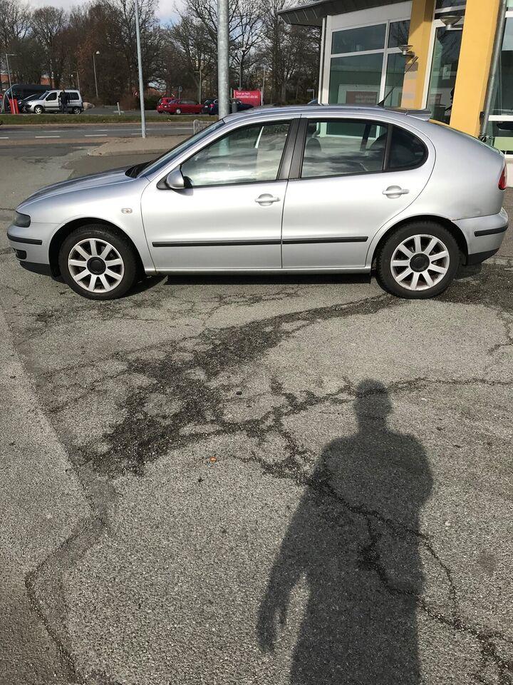 Seat Leon, 1,9 TDi 110 Reference, Diesel