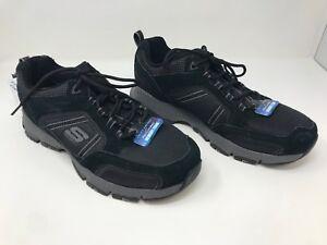 Nuovo Skechers grigio Nero uomo Tech 51580 Burst F21 da Sneakers Sports rB7warq