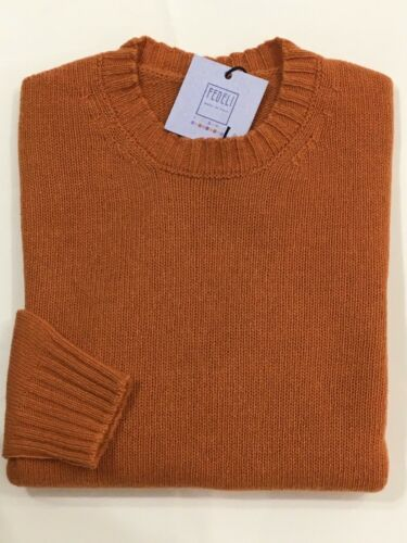 Girocollo Light Maglione Geelong Fedeli Brushed tw5az