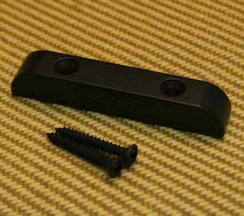 7T000B Black Finsh Brass Bass Thumbrest Thumb Rest for Fender P//Jazz®