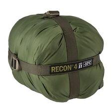 HALO Recon 4 Gen II Sleeping Bag -10°C Military Spec Tactical GREEN