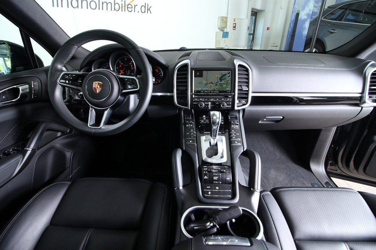 Porsche Cayenne D Tiptr.