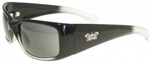 BRAND NEW Black Flys Sunglasses INFLYT 2 SHINY BLACK GRADIENT SMOKE LENS LIMITED