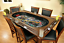Burlington-Game-Table-3-in-1-Poker-Tables-Suede-w-6-Chairs-FREE-Shipping thumbnail 1
