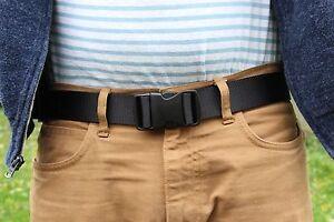 Buckle Belt - TDU Belt - Slip Lock Belt - Hunting, Camping, Hiking, Nylon Belt