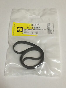 """10.0/"""" IC Flat Rubber Replacement Belt for VCRs and More NEW FRY10.0"""