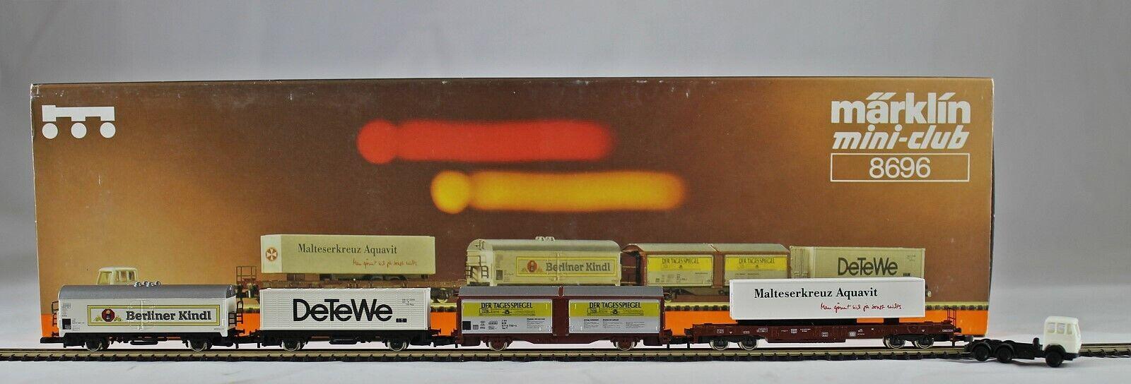 marklin 8696 autori merciSet Regional autorello Berlino da collezione con scatola originale