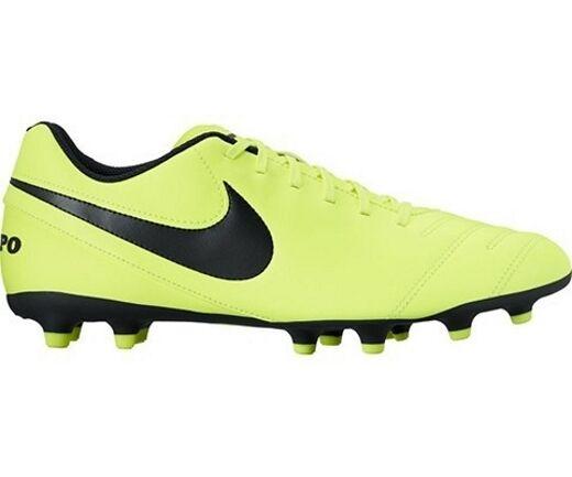 Nike Tiempo Rio III FG Football Stiefel (707) + Free AUS Delivery