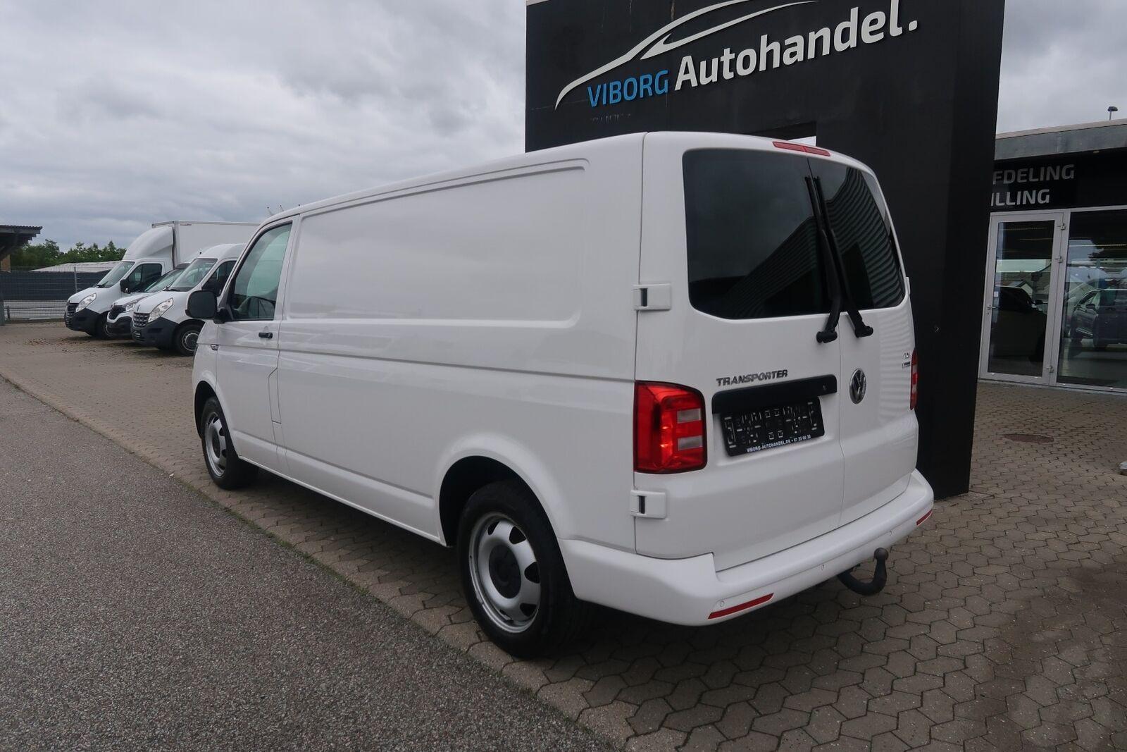 VW Transporter 2016