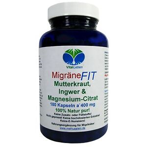 Migraene-Fit-Mutterkraut-Ingwer-amp-Magnesium-Citrat-180-Kapseln-a-400mg-25767
