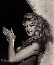 1958/83 Vintage 11x14 BRIGITTE BARDOT France Actress Model Film Art YOUSUF KARSH