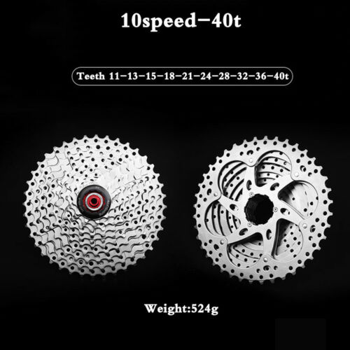 SUNSHINE 8//9//10//11 Speed MTB Bike Cassette Cycling Flywheel fits Shimano SRAM
