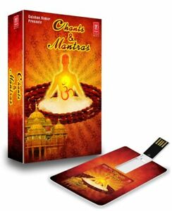 Details about CHANTS & MANTRAS HINDU SPIRITUAL SONGS IN HD QUALITY / WORKS  ON ALL USB