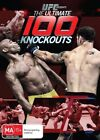 UFC - The Ultimate 100 Knockouts (DVD, 2014)
