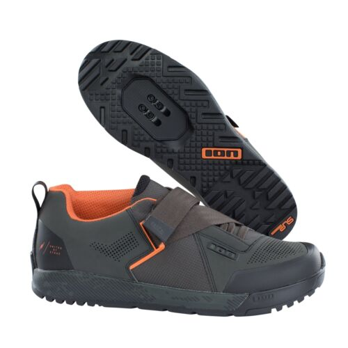 Ion Shoe Rascal Bike Shoes Trainers Root Brown