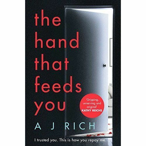 1 of 1 - The Hand That Feeds You, Rich, A.J., 1471148564, New Book