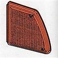 Plastica fanalino posteriore sx arancio Fiat X 1//9