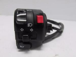 KAWASAKI-NINJA-400-EX400-EX-400-2011-OEM-LEFT-HANDLE-STARTER-amp-LIGHT-SWITCH