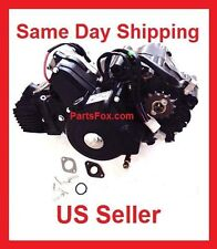 Engine 110cc Electric Start Full Auto W/ Reverse fit 50 70 90 110cc 125 ATV Bike