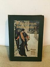 Tales From Shakespeare by Charles and Mary Lamb (1914) HC