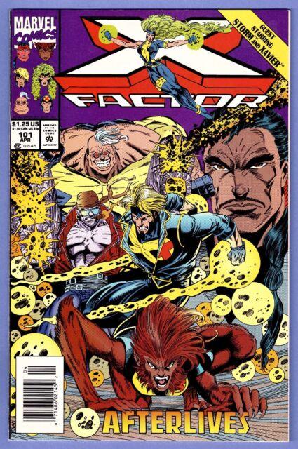 X-Factor #101 (Apr 1994, Marvel) J.M. DeMatteis story          VF- (7.5)
