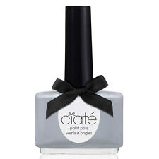 NEW! Ciate Paint Pots Nail Polish Lacquer in CHINCHILLA ~ Cloudy Blue-Grey