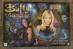 Buffy the Vampire Slayer The Game - Board Game - (2000 ...