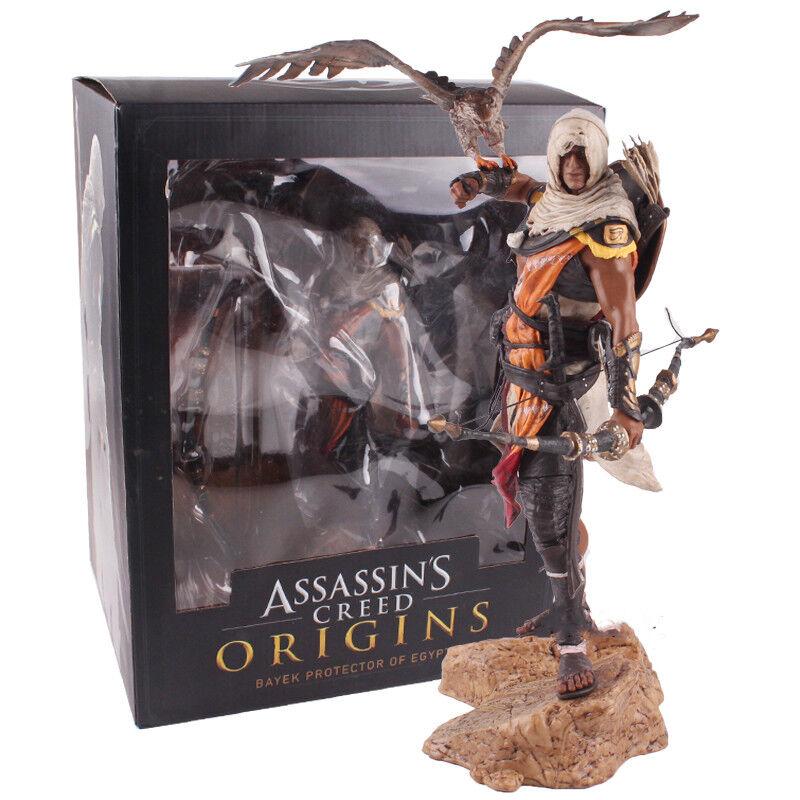 Assassin Creed Origins bayek Prougeecteur de  l'Égypte PVC Statue Figure Model Toy  économiser 60% de réduction