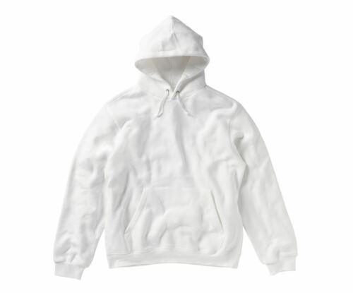 SG Men/'s Blank Hooded Sweatshirt Plain Hoodie Pullover
