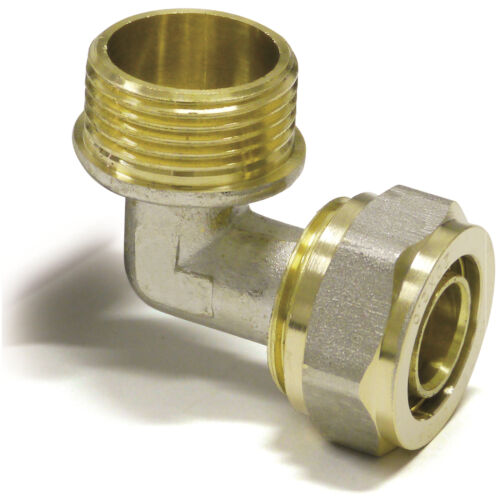 Schraubfitting pipetec Composite Pipe Compression Fitting Clamp Ring