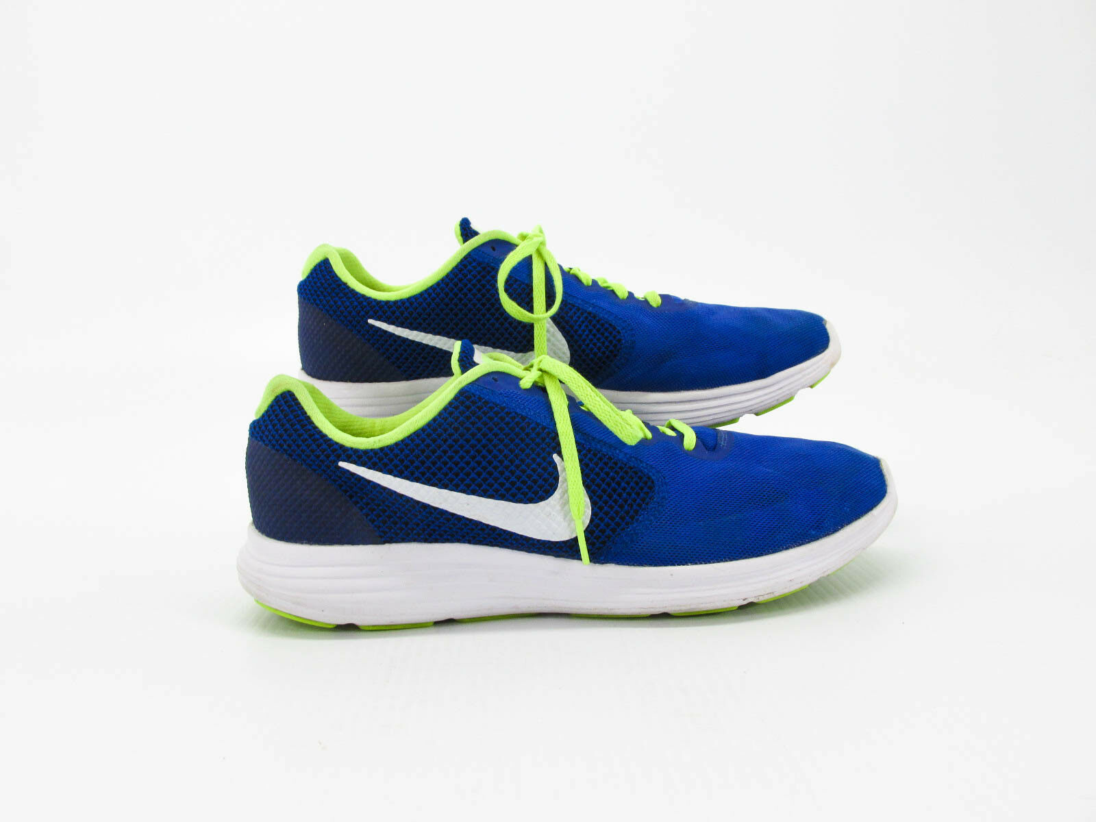 Nike Revolution 3 Men bluee Athletic Running shoes Size 13M Pre Owned DQ