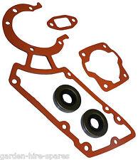 Gasket Set Kit & Oil Seals Fits STIHL TS350 TS360 08S