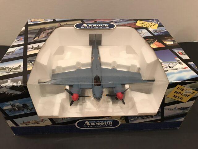 1/48 Franklin Mint DeHavilland DH98 Mosquito PR XVI French Air Force B11E075