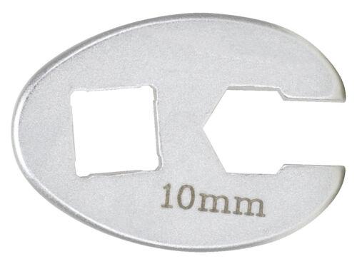 "16mm KS Tools 3//8/"" Sechskant-Einsteck-Maulschlüssel"