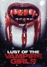 Lust of the Vampire Girls (DVD, 2017)