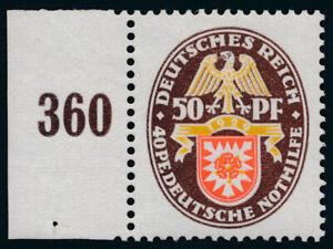 DR-1929-MiNr-434-I-tadellos-postfrisch-Fotobefund-Schlegel-Mi-600