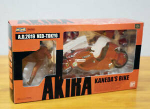 AKIRA Kaneda Bike Die Cast by Soul of Popinica PX 03 Anime Bandai Japan NEW