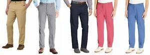 IZOD-Mens-Stretch-Chino-With-Sportflex-Waistband-Straight-Fit-Pants-Variety-Size
