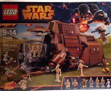 LEGO Star Wars MTT Vehicle Set 75058 2014 Retired! NIB