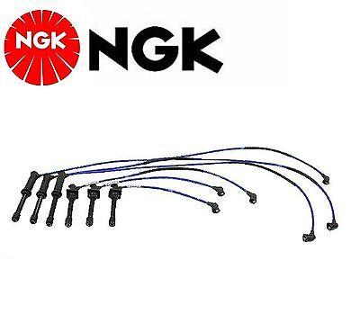 Spark Plug Wires NGK Performance Spark Plug Wires 1988-1992 Mazda ...