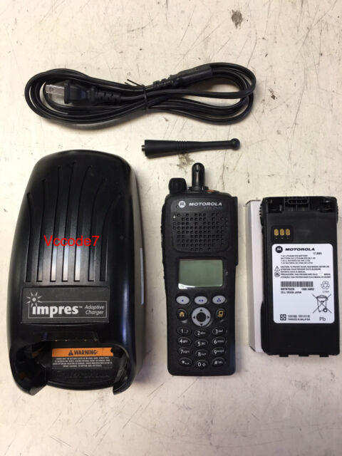 Motorola XTS2500 7/800mhz model 3 8 meg (BN)