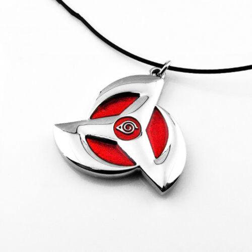 Naruto Necklace Necklace Kakashi Hatake Uchiha Itachi Cosplay Costume Present