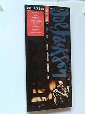 Joe Jackson LIVE 1980/86 cd NEW LONGBOX (long box.Beat Crazy.Night And Day.1986)